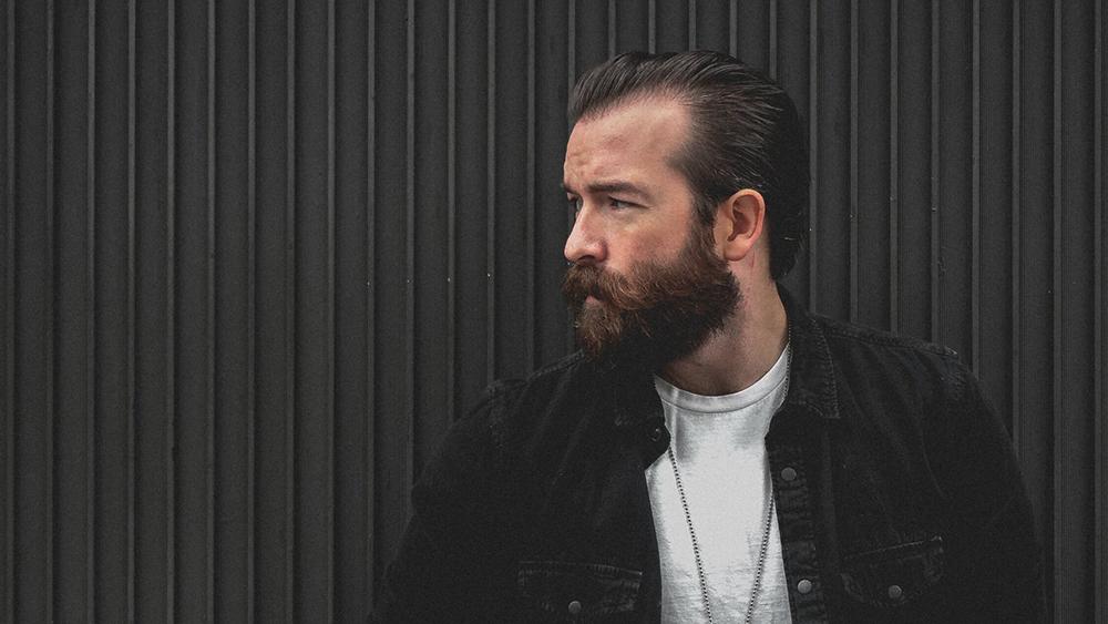 Jeffrey Buoncristiano baard
