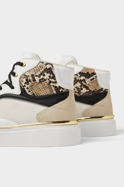 Dierenprint schoenen