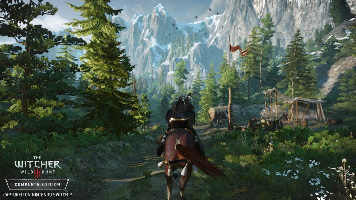 Review Witcher 3 (Nintendo Switch)