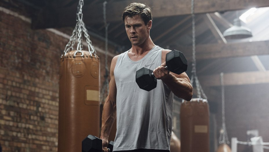 Chris Hemsworth Centr fit