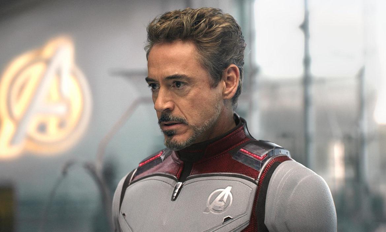 Endgame Tony Stark