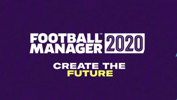 Football Manager 2020 Create the future