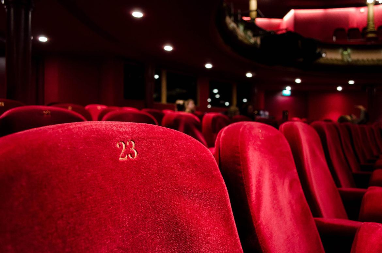 Bioscoop popcorn