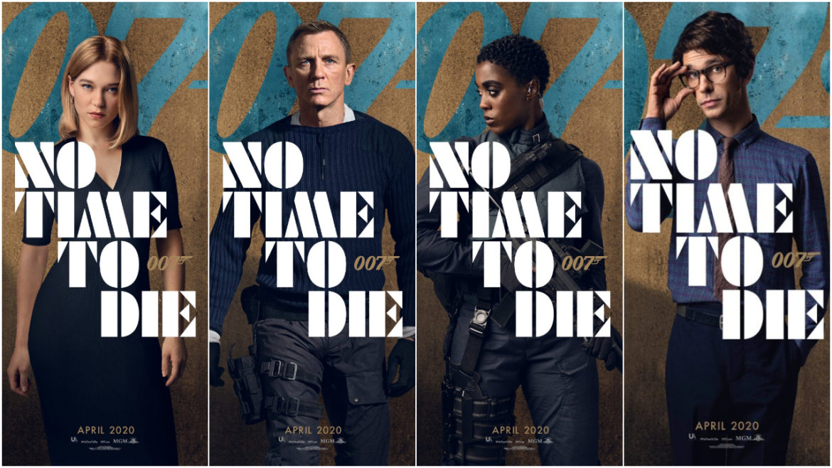 Bondfilm No Time To Die