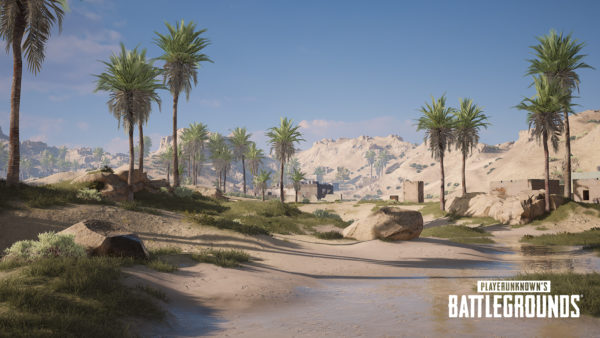 Nieuwe map PUBG: Karakin