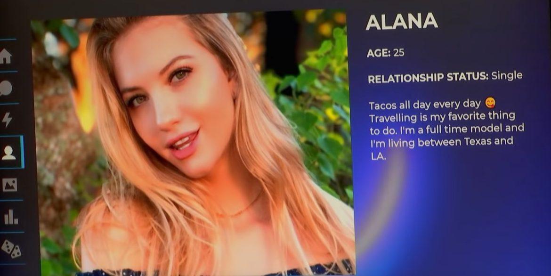 Alana uit The Circle