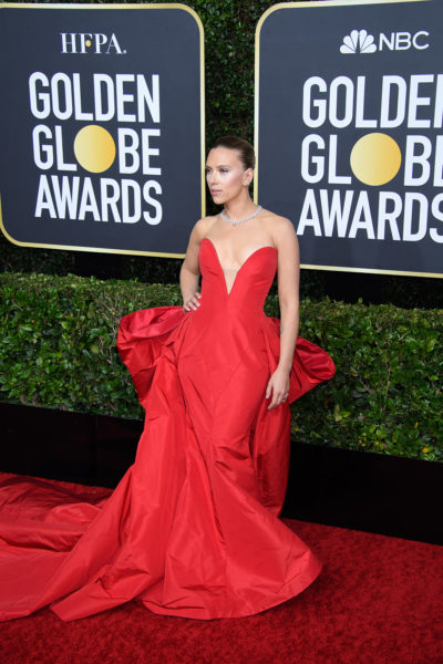 Scarlett Johansson genomineerd
