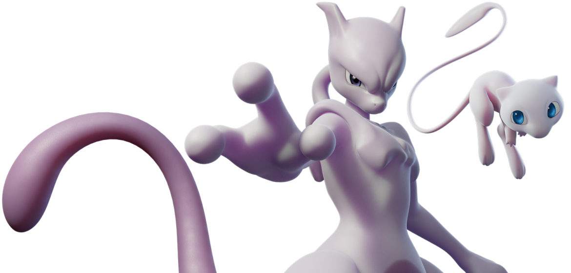 Pokémon Mewtwo Strikes Back Evolution