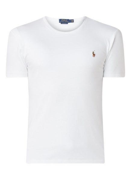 Ralph Lauren wit t-shirt