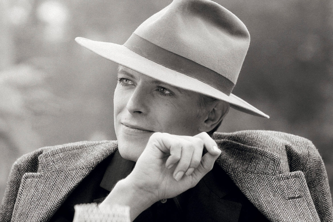 Terry O'Neill - David Bowie, Los Angeles 1975 - Courtesy Eduard Planting Gallery