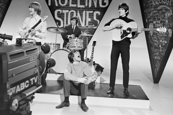 Terry O'Neill - The Rolling Stones, 1964 - Courtesy Eduard Planting Gallery