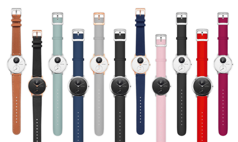 Smartwatch hybride horloge