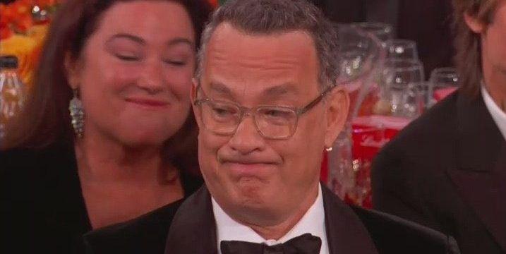 Tom Hanks Golden Globes 2020