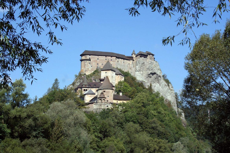 Dit is het kasteel uit Dracula