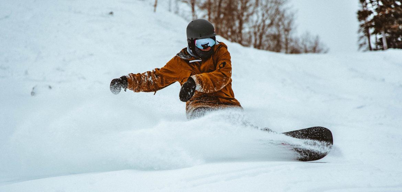 Wintersportoutfit