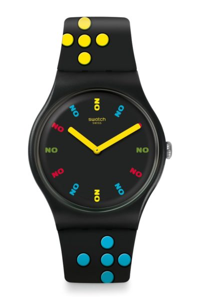 Swatch Dr No