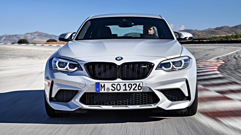 BMW-rijder blaast motor op