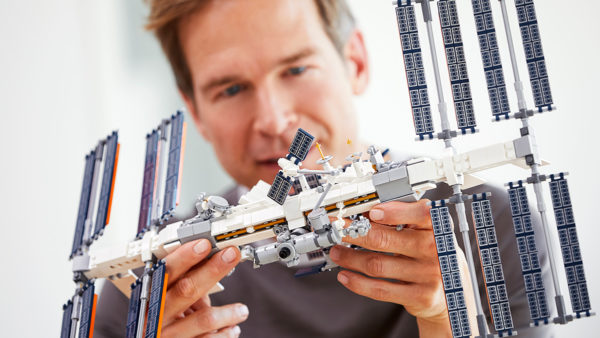 International Space Station (ISS) LEGO-set