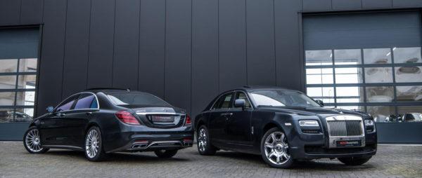 Van Gerwen Rolls-Royce Ghost