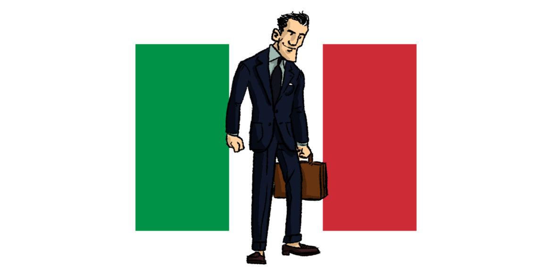 Italiaanse stijl