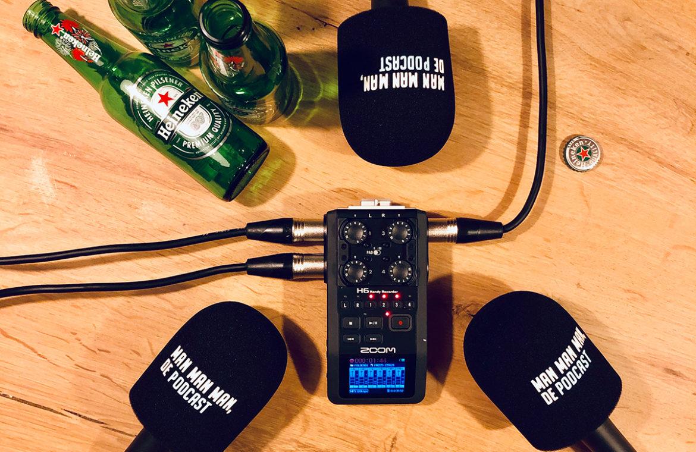 Man Man Man De Podcast