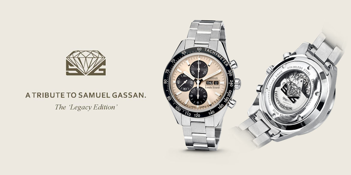 The Legacy Edition GASSAN Watch