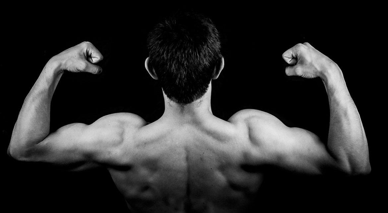 droogtrainen spieren