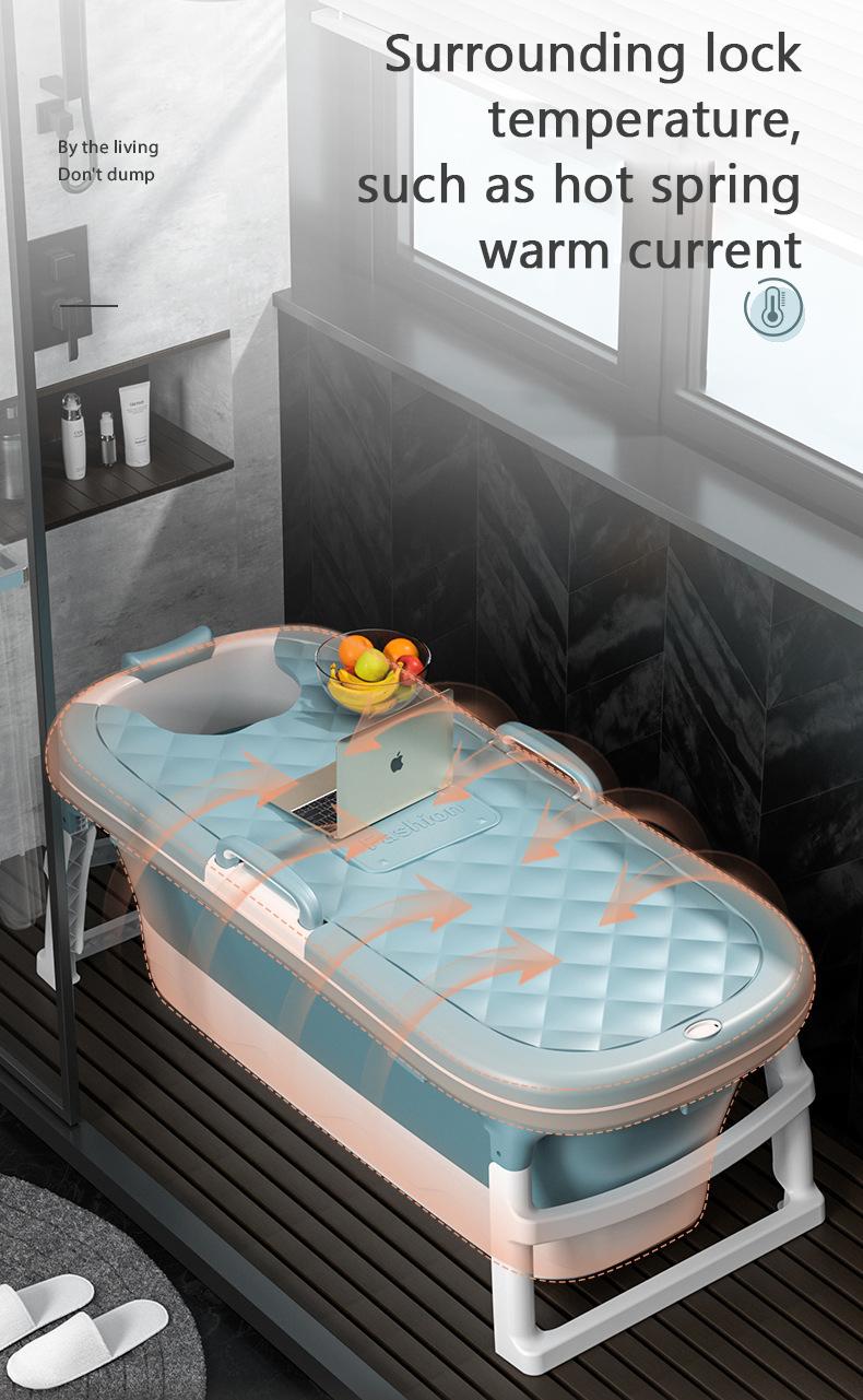 Opvouwbaar bad van AliExpress
