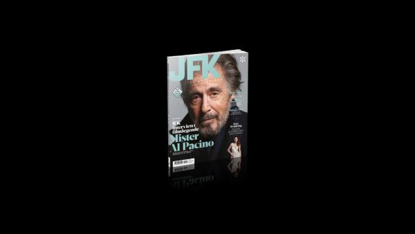 abonnement jfk magazine