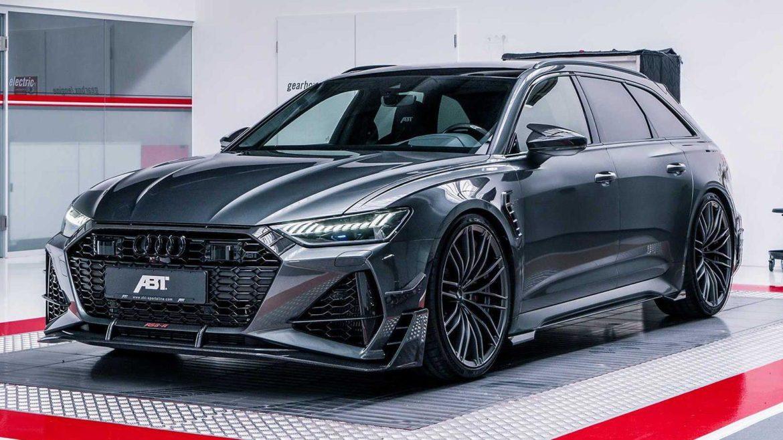Abt Audi RS 6-R