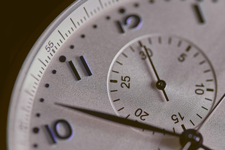 Horloge onderhoud