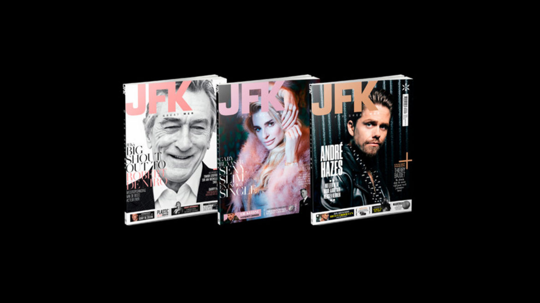 1 jaar jfk magazine abonnement