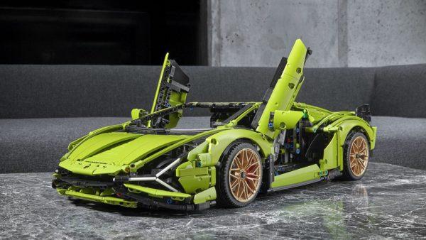 Lego Laborghini Sian