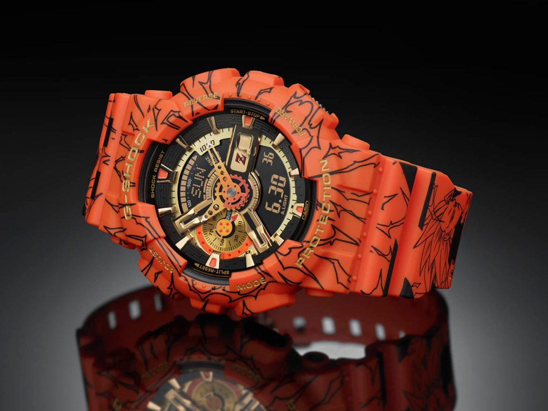 G-SHOCK komt met bijzonder Dragon Ball Z-horloge