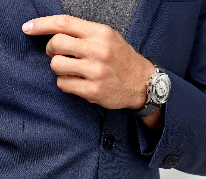 Longines Heritage Classic Tuxedo