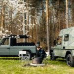 Duitse Lorinser maakt camper van militair voertuig