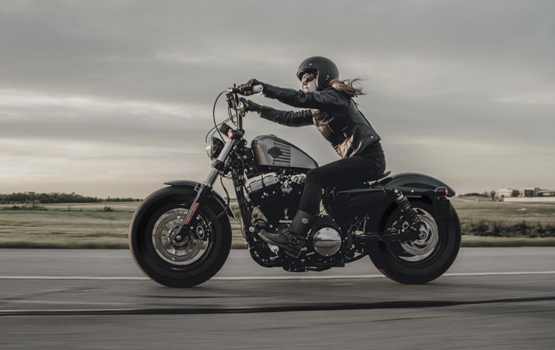 Harley-Davidson betaalt rijbewijs met Passport to Freedom-actie