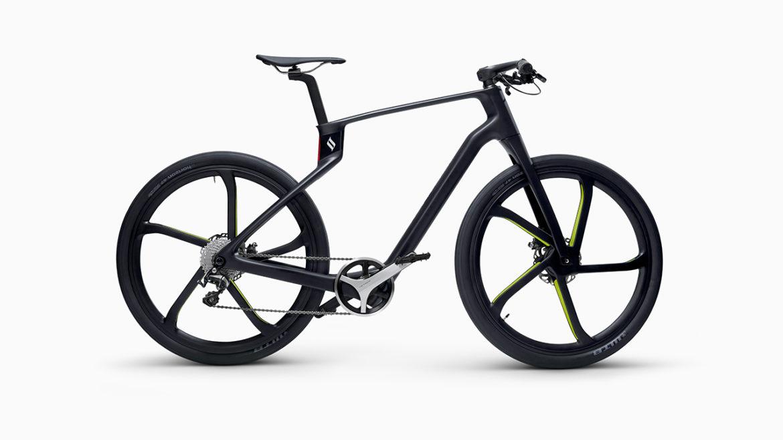 Superstrata lanceert fiets en e-bike met carbonfiber frame op maat