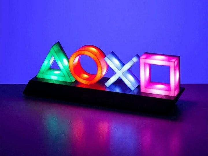 PlayStation verlichting maakt je gamekamer compleet