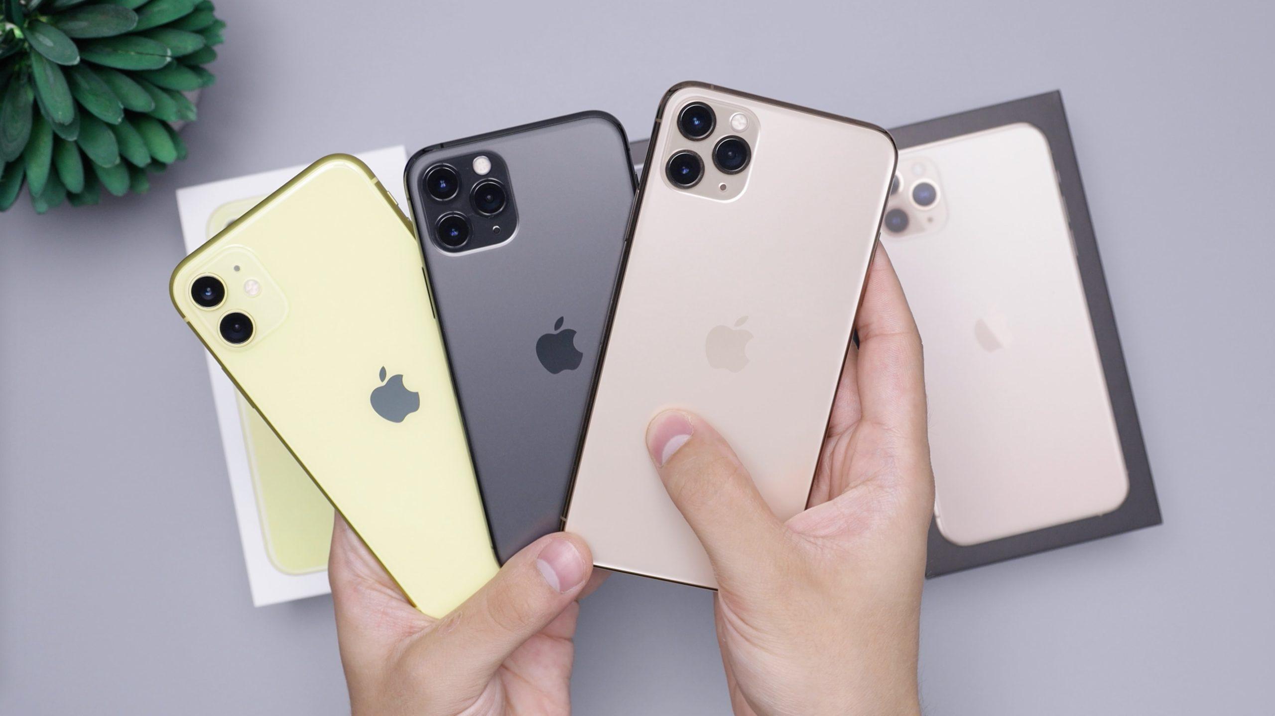 Apple iPhone 11, geruchten iPhone 12