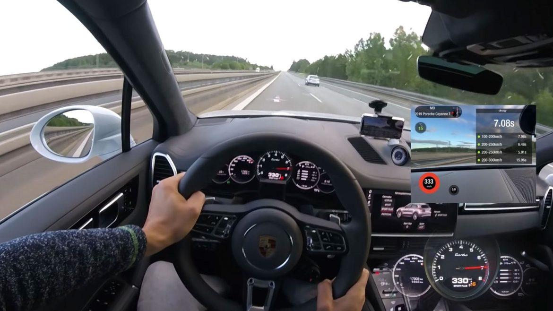 Porsche Cayenne Turbo 5