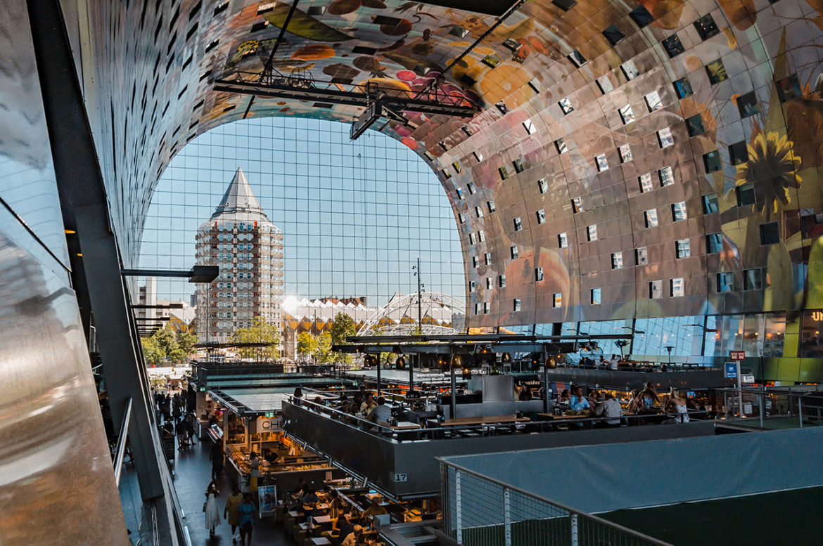 City Guide Rotterdam staat vol lokale hotspots