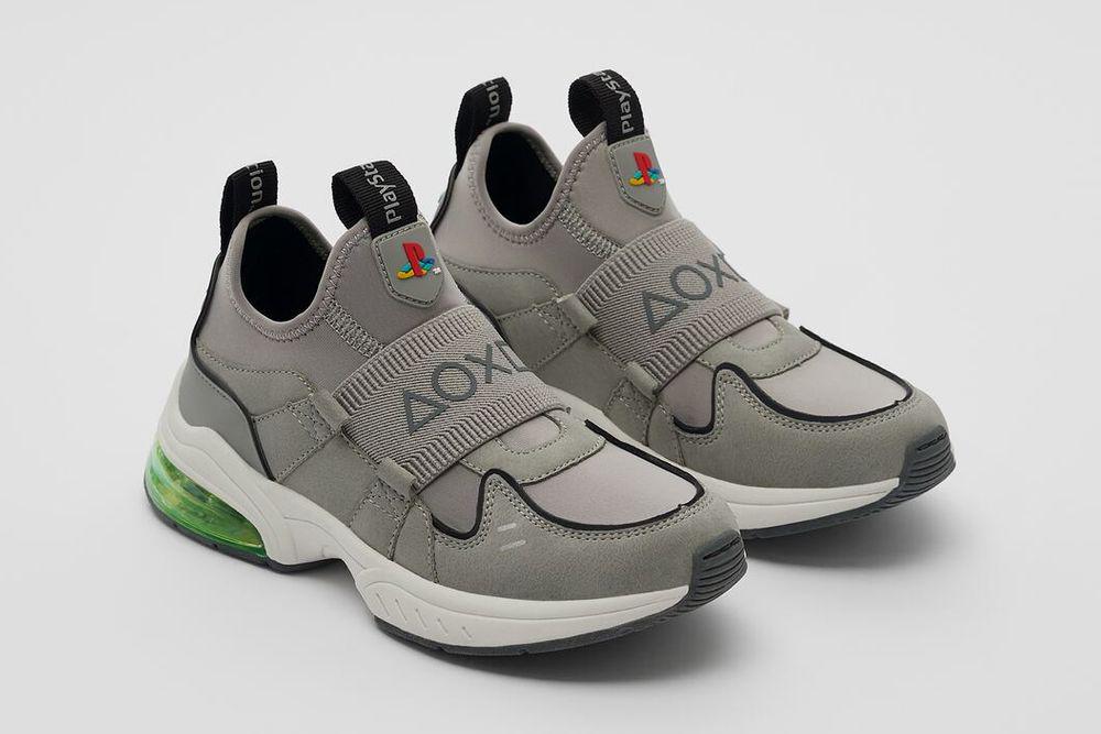 Zara dropt dikke PlayStation sneakers