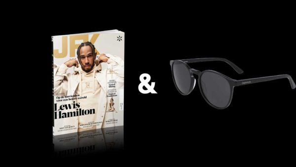 Driejaars abonnement JFK met Calvin Klein zonnebril cadeau