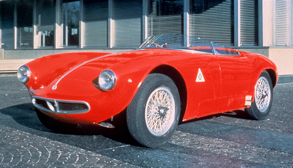 Alfa Romeo bestaat 110 jaar
