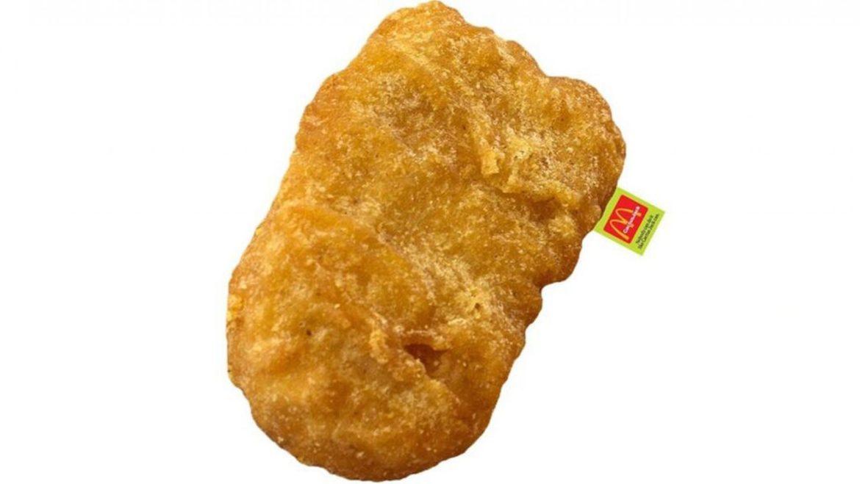 McNugget kussen is de hit van McDonald's x Travis Scott collectie