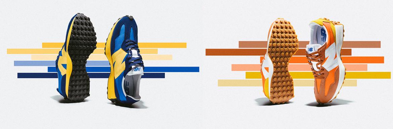 Deze sneakers moet je deze herfst in de kast hebben staan: New Balance 327