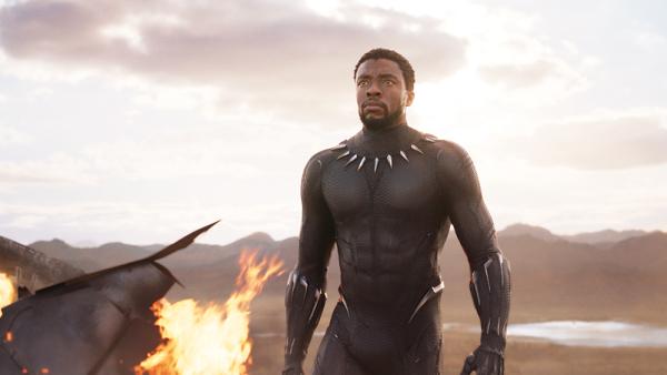 Black Panther terug in de bioscoop na overlijden Chadwick Boseman