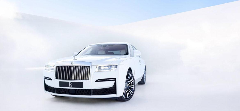 Rolls-Royce New Ghost