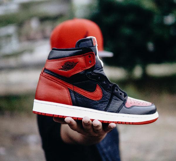 Deze sneakers moet je deze herfst in de kast hebben staan: Air Jordan